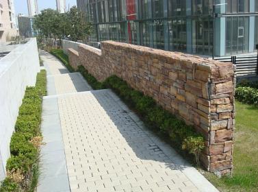 苏州园林景墙设计制作