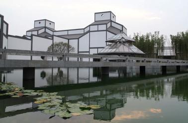 苏州庭院景观设计施工图片